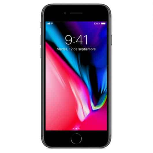 iPhone 8 gris espacial barato 64GB