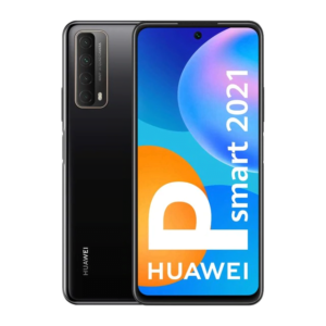 Huawei P Smart 2021 4 GB + 128 GB negro móvil libre