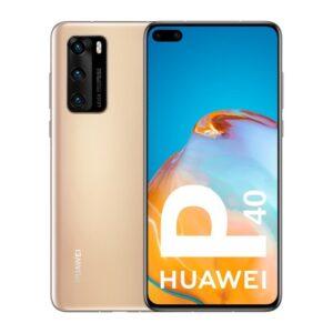 Huawei P40 5G 8+128 GB Gold móvil libre