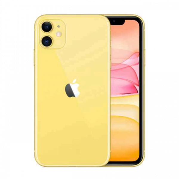 comprar Apple iPhone 11 64GB Amarillo Sin Accesorios móvil libre (2)