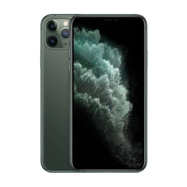 comprar Apple iPhone 11 Pro Max 512GB Verde Noche móvil libre
