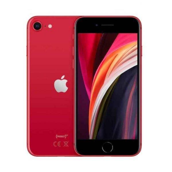 comprar Apple iPhone SE (2020) 128GB PRODUCT(RED) Sin Accesorios móvil libre