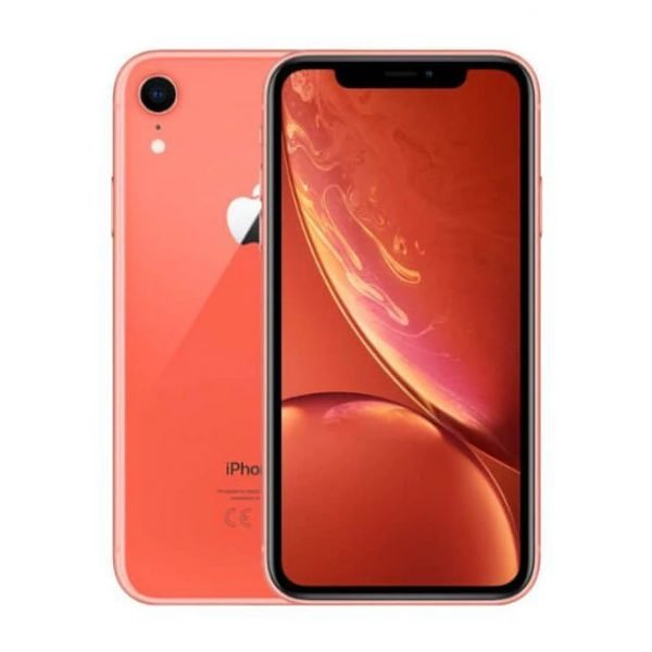 comprar Apple iPhone XR 128 GB Coral