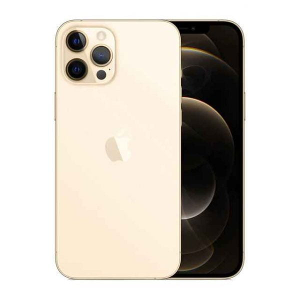Apple iPhone 12 Pro Max 128 GB Gold móvil libre