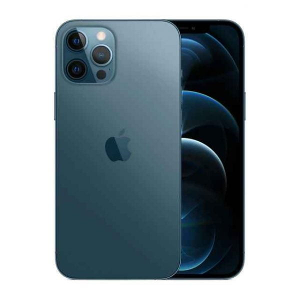 Apple iPhone 12 Pro Max 128 GB Pacific Blue móvil libre