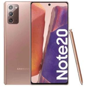 Samsung Galaxy Note20  8 GB + 256 GB Mystic Bronze móvil libre