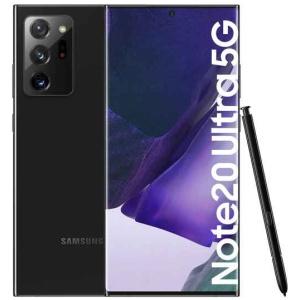 Samsung Galaxy Note20 Ultra 5G, 12 GB  + 256 GB Mystic Black móvil libre