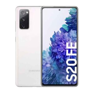 Samsung Galaxy S20 FE 6 GB + 128 GB Cloud White móvil libre