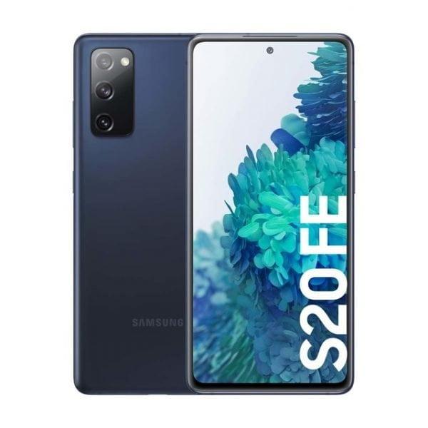 Samsung Galaxy S20 FE 8 GB + 256 GB azul marino móvil libre